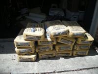 Bags of Concrete