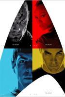 2009 Star Trek movie poster