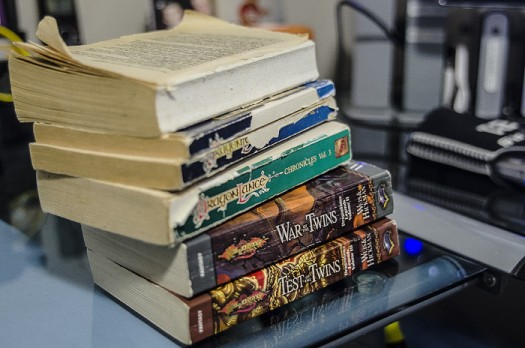 Dragonlance_books